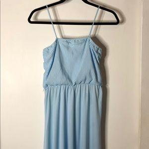Vintage Grecian Dres XS